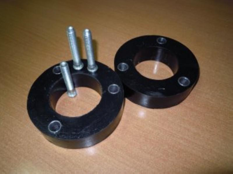 проставки передние 30 мм для mazda demio